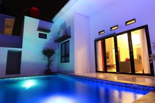 Balinya Pekanbaru The Baliview Luxury Villas Resto Welcome To My Blog Irfan Pratama